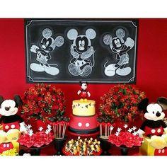 Festa Mickey. Por @rachelmgomes #fabiolateles #blogencontrandoideias #encontrandoideias