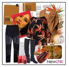 """NEWCHIC 91. (Woman 1.)"" by carola-corana ❤ liked on Polyvore featuring Miu Miu"