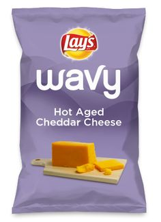 Wouldn't Hot Aged Cheddar Cheese be yummy as a chip? Lay's Do Us A Flavor is back, and the search is on for the yummiest flavor idea. Create a flavor, choose a chip and you could win $1 million! https://www.dousaflavor.com See Rules.