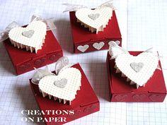 Valentine Ripple Heart Box