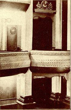 Teatro salón Apolo(proscenio y bolsa)1934