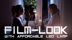 Without emptying your pocket, you can now light your scenes like a professional. Let me introduce you to the new and powerful light storm LED lamp from Aputu...