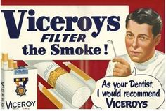 When your doctor wants you to smoke – vintage tobacco advertisements (34 pictures), i used to get a lecture from my dentist about smoking and the effects on my jaw bone, gums etc i wonder what he'll say now i vape instead ??