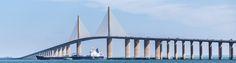 https://flic.kr/p/U9WcPv | Sunshine Skyway Bridge