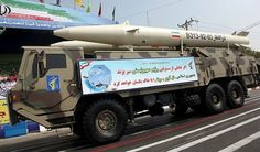 Iran unveiled a new ballistic missile that the Islamic Republic says is not detectable by radar. Ballistic missiles can be used to deliver nuclear warheads.