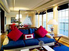 Sheraton San Diego Hotel and Marina – Sunrise Suite