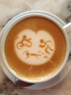 Anybody up for a coffee stop on the long weekend?