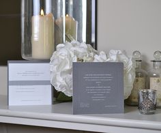 Farringdon Wedding Stationery Set