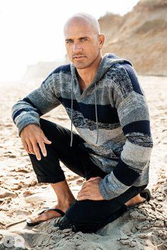 Surf-Inspired Clothing for Men from Kelly Slater | GQ
