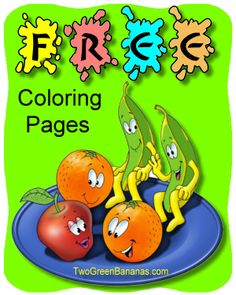 Free Coloring Pages #free #coloring #kids http://twogreenbananas.com/free/coloring-pages/