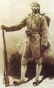 Τι ηταν οι ταγματασφαλίτες γνωστοί και ως γερμανοτσολιάδες; Real Man, Kai, Statue, Painting, Fictional Characters, Skirt, Historia, Painting Art, Paintings