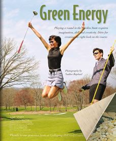 EDGE Magazine   The Natural Geographic Issue - EDGE Fashion: Green Energy