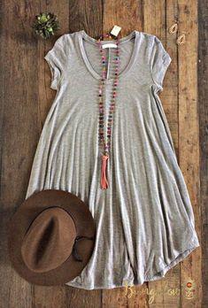 Ambrose Dress - Multiple Colors - Bungalow 123 - 2