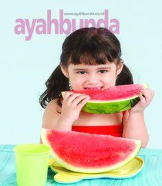 Klik link di atas untuk mengetahui trik populer agar anak mau makan sayur dan buah