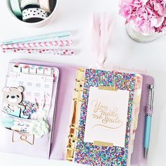#plannertbt I'm still in time! I was thinking about selling my lilac Kikki K but seeing it in pictures always brings me back  by therachmark