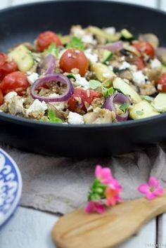Anzeige Ein gesundes Gericht in nur 15 Minuten Gesund geht auch schnell. Das könnte das