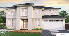 Woollahra 34 - Provincial Homes - New Home Designs - Display Homes - House and Land - Granny Flats - Sydney Granny Flat, Display Homes, New Home Designs, Facade House, Ideal Home, House Plans, South Wales, New Homes, Backyard
