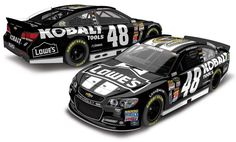 2013 JIMMIE JOHNSON #48 KOBALT 6X NASCAR SPRINT CUP CHAMPION 1/24 ACTION DIECAST