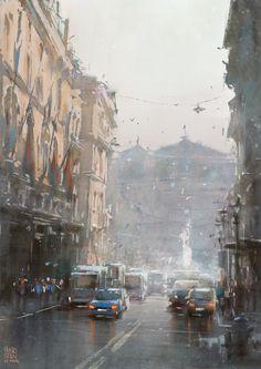 ArtStation - Study, Krenz Cushart