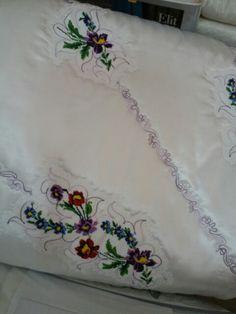 Kanavice yatak örtüsü
