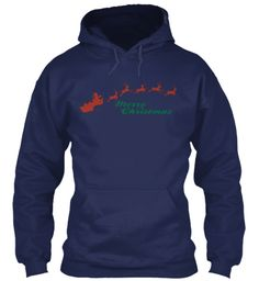 Christmas T Shirt Limited Edition Navy Sweatshirt Front