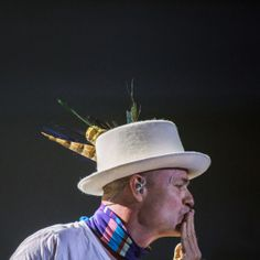 Gord Downie performs during the Man Machine Poem tour. (Photograph by Nick Iwanyshyn) Favorite Son, My Favorite Music, Favorite Things, Tragically Hip Lyrics, The Man Machine, Waves Goodbye, We Dont Talk, Rehearsal Dress, Old Singers