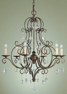 Chandeliers - Chandeliers & Ceiling Lights | Huge Selection | LampsUSA