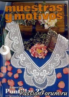 Filet Crochet, Knit Crochet, Knitting Magazine, Crochet Magazine, Bobbin Lace Patterns, Crochet Patterns, Cross Stitch Magazines, Crochet Dollies, Crochet Books