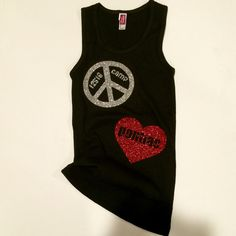 Camp Girls: Glitter Vinly Peace and Heart