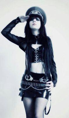 Cool goth
