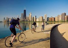 We've got some great tips in our July issue (and online!) about biking in and around Chicago with your kids!