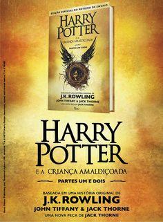 Oitava história de Harry Potter ganha data de lançamento no Brasil - Famosos - CAPRICHO