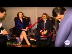 تعليق القنوات الاجنبية على افعال الرئيس محمد مرسي