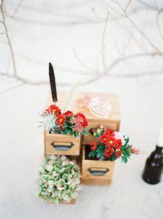 Photography: Michael Ferire - www.michaelferire.com/  Read More: http://www.stylemepretty.com/destination-weddings/2015/04/27/romantic-picnic-elopement-inspiration/