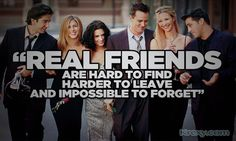Friends Tv Show | Krexy Quotes