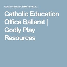 Catholic Education Office Ballarat