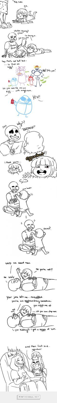 omg the egg puns. I should send this to eggsavier and his friend deadbeat soham