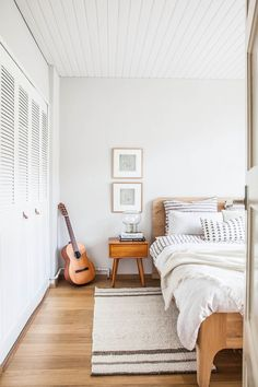 Cool and Collected: Project Hof Bedroom Makeover