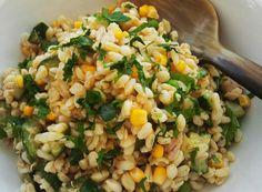 ricette di insalate con cereali - Cerca con Google
