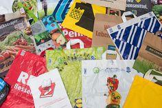 Plastik, Papier oder Baumwolle - welche Einkaufstüten sind am umweltfreundlichsten? - Foto: NABU/S.Hennigs