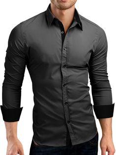 Sehr elegantes Grin&Bear Slim Fit #Herrenhemd #hemd
