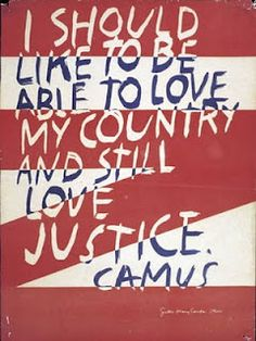 Poster by American artist Sister Corita Kent (1918-1986). via Learning to Refine