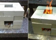 5 Unbelievable Tips and Tricks: Fire Pit Seating Dream Houses fire pit cover gazebo. Fire Pit Wall, Fire Pit Decor, Fire Pit Chairs, Fire Pit Seating, Rocket Stove Design, Fire Pit Party, Large Fire Pit, Rustic Fire Pits, Fire Pit Furniture