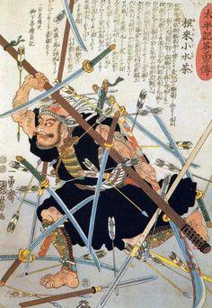 Saito Musashibo Benkei. Cool guys make cool wallpapers. Link : https://toptenbeautifulwallpaper.blogspot.com - Top ten Beautiufl wallpaper