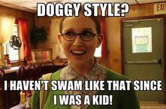 Doggy style?