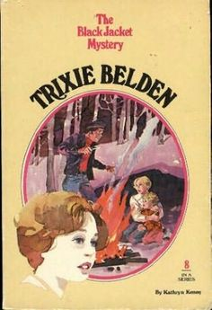 Trixie Belden mysteries. Loved these...Nancy Drew and the Hardy Books.