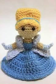 Risultati immagini per cenerentola crochet pattern free on pinterest