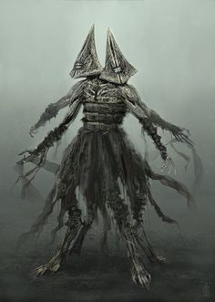 If these creature concepts by Damon Hellandbrand are any indication, the future looks grim.