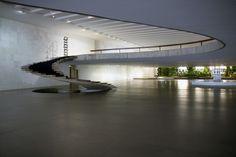 Itamaraty Palace - Oscar Niemeyer and Roberto Burle Marx