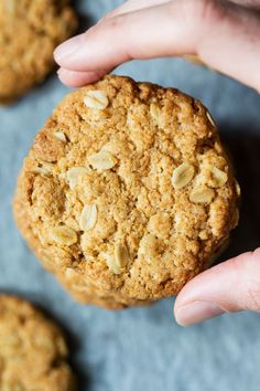 Vegan Anzac biscuits are easy to make and contain oats, maple syrup and coconut. They are perfect with a cup of tea or coffee.